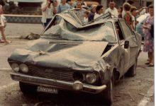 Il Tornado di Enego 24 luglio 1983
