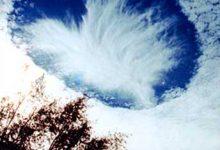 I Buchi sulle nuvole