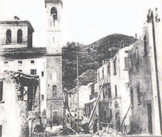 10 novembre 1918 il terremoto di santa sofia meteo terremoti - Il meteo bagno di romagna ...