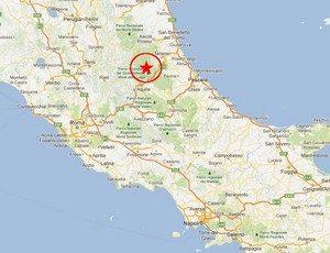I terremoti storici dell'Abruzzo