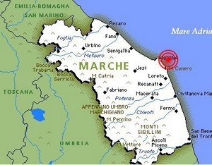 Immagini Cartina Marche.Sismologia I Terremoti Storici Delle Marche