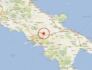 I terremoti storici della Campania
