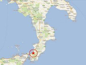 I terremoti storici della Calabria