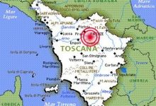 I terremoti storici della Toscana