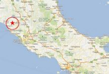 I terremoti storici del Lazio