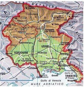 I terremoti del Friuli Venezia Giulia