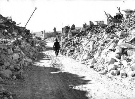 Terremoto del Belice 15 gennaio 1968