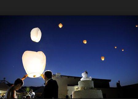 Globi luminosi avvistati durante i terremoti
