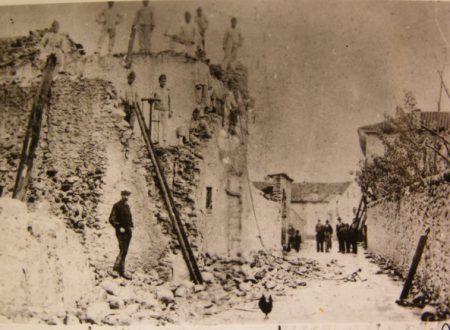 7 giugno 1891 terremoto nel veronese