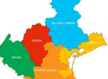 Rischio sismico in Veneto