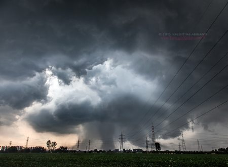 Tornado F4 a Dolo Mira e Cazzago 8 luglio 2015