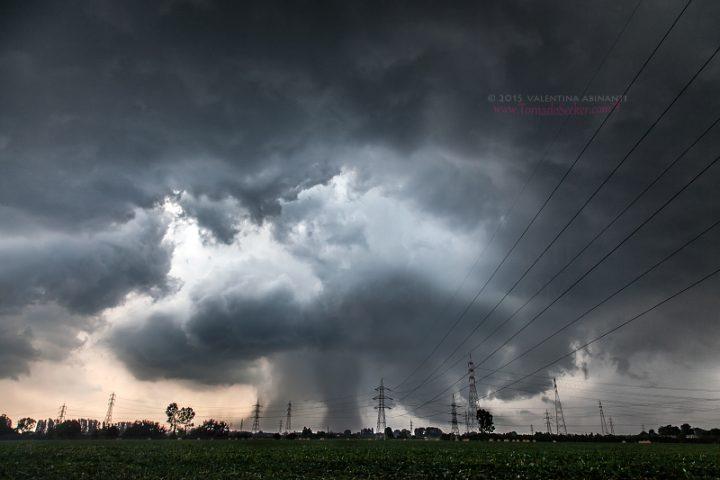 Tornado dolo mira cazzago